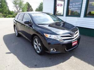 2016 Toyota Venza V6 AWD only $212 bi-weekly all in!