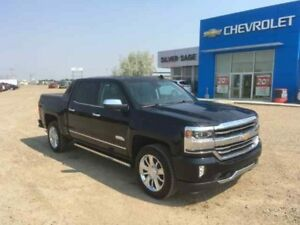 2017 Chevrolet Silverado 1500 High Country 6.2L with High Desert