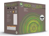 xbox 360 elite 120gb jasper console boxed