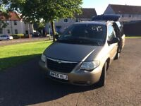 Chrysler Voyager 2.8 CRD LX 7 seater