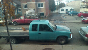1993 GMC  Cheyenne camion plate-forme