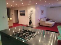 2 bedroom luxury apartment. Fully furnished in Hove. Five minutes to Brighton Centre