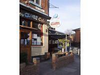 Awesome full time Waiter / Waitress needed for lovely popular family run Hackney restaurant ASAP