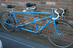 1990 Burley Duet Tandem Professional Racing Bicycle