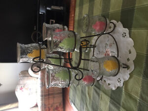 Princess house candle tower for sale