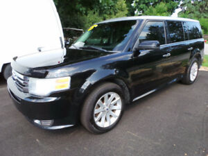 2009 FORD FLEX SEL, 3.5LV6, AWD, DUAL MOON, LEATHER, SAFETY DONE