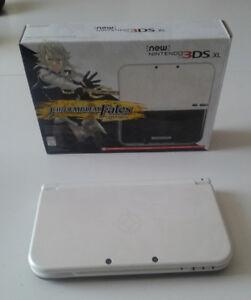 New Nintendo 3DS XL edition Fire emblem fates