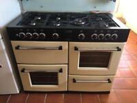 Gas Range Cooker As New