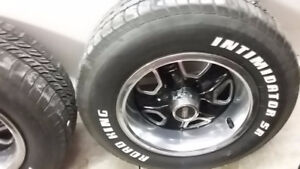 14 inch gm rally wheels for sale.