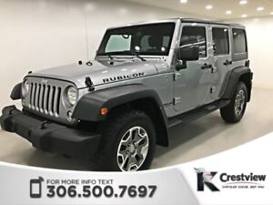 2014 Jeep Wrangler Unlimited Rubicon | Navigation