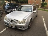 Mercedes C180 coupe, 80k,full serves history, one previous owner,2004, manual