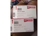 2 tickets for The Kite Runner in London this Saturday