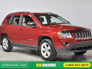 2011 Jeep Compass NORTH EDITION 4X4 A/C MAGS GR ELECTRIQUE