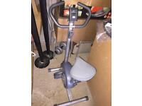 Exercise bike - great condition! Works perfect! Adjustable speed and seat