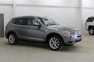 2013 BMW X3 xDrive28i - Accident Free, low kms, Local SK unit