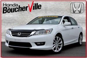 2014 Honda Accord Touring  *financé 60 mois 1.99%