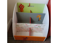 SOLID WOOD FOR KIDS BOOK STORAGE