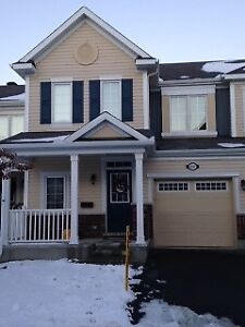 Widelot Townhome For Rent in Stittsville $1500 - available now
