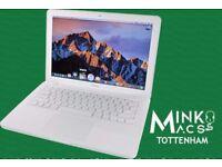 "13"" White Unibody 2.4Ghz Dual Core Apple MacBook 4GB RAM 250GB Native Pro Tools Cubase Ableton FM8"
