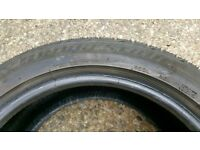 Part worn Bridgestone Potenza tyre 235 45 17 97W