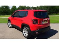 2015 Jeep Renegade 1.4 Multiair Longitude 5dr Manual Petrol Hatchback
