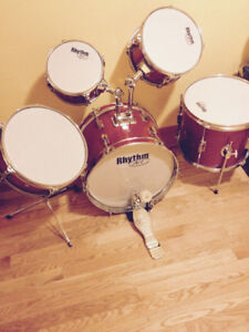 Children's Drum Kit and Extras!