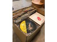 4000 Vinyl Records 45's
