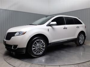 2013 Lincoln MKX LIMITED AWD TOIT PANO CUIR NAVI