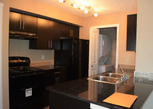 2-bed, 2-bath, in-suite laundry, southwest new condo