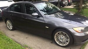 Reduced! 2006 BMW 323i runs perfectly winter tires included