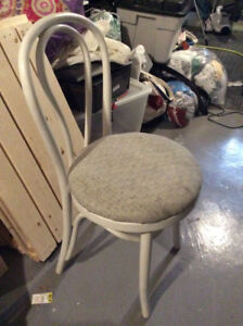 Four Bentwood Dining Chairs $40 OBO