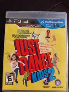 Just dance kids 2 neuf pour PS3
