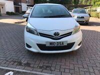 Toyota Yaris 1Litre Low Miles 2013