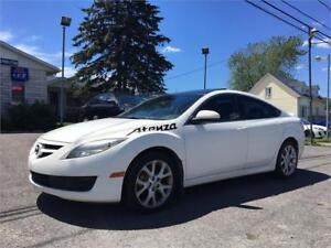 2010 Mazda Mazda6 GS 67$/Sem - FINANCEMENT MAISON DISPONIBLE