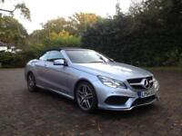 Mercedes-Benz E250 2.1TD ( 204bhp ) 7G-Tronic Plus 2014MY AMG Sport
