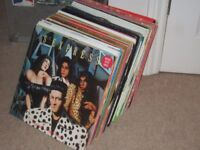 """110 x 12"""" Old Skool / Acid House Vinyl Collection. late 80's - early 90's"""