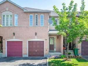 Fabulous Townhouse For Sale In Brampton, 3 Bed-3 Wash