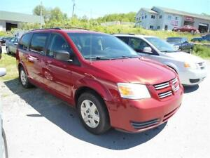 2008 CARAVAN STOW & GO WITH WARRANTY AND REMOTE STARTER