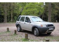 Land Rover Freelander 72k miles, petrol, mint