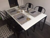 IKEA Torsby dining table for sale - seats 4-6 people