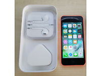 iPhone 5c - Network Unlocked - Pink