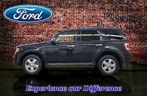 2011 Ford Escape 4x4 XLT