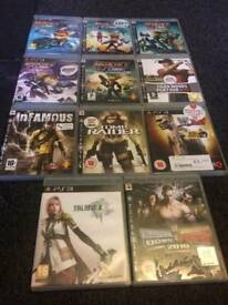 PS3 Games (11 Games)