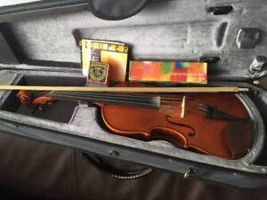 VIOLIN, CASE and ACCESSORIES for SALE