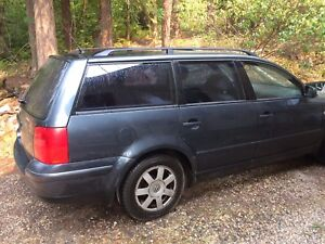 2001 Passat SW for PARTS or REPAIR