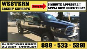 2013 Ram 1500 4x4 ~ Trailer Tow Pkg ~ Finance Now @ $201 B/W