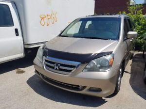 2006 Honda Odyssey EXL Minivan, Van