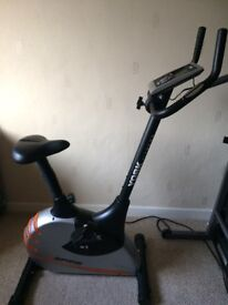 York Aspire Exercise Bike 53060 excellent condition
