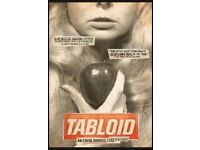 Tablois DVD. Director Errol Morris. Story of Joyce McKinney.