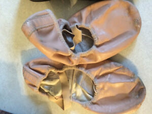 Ballet Slippers and Jazz Shoes